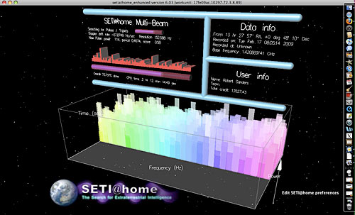 Other projects like seti@home