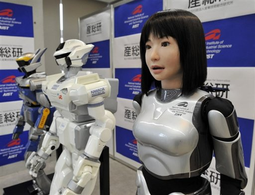 Fashion Robot To Hit Japan Catwalk