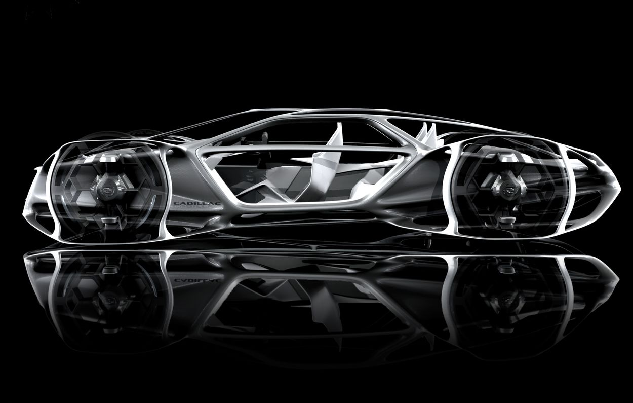 Cadillac Aera Concept Wins 7th Annual LA Design Challenge
