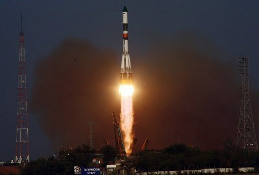 Russia 'grounds Soyuz Rockets' After Space Crash