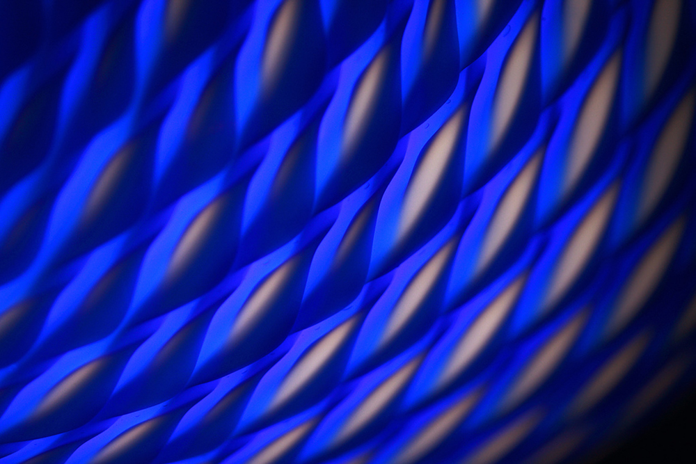 neutron analysis reveals unique atom scale behavior of cobalt blue