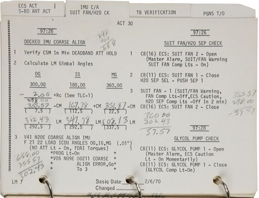 apollo 13 mission transcript - photo #12