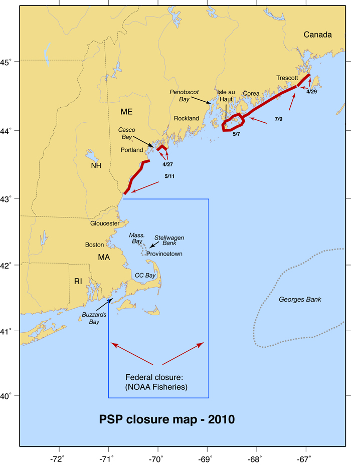 case study on new england fisheries Catch shares reward innovation and help fisheries to maximize efficiency  how catch shares work how catch  case study: acid rain case study:.