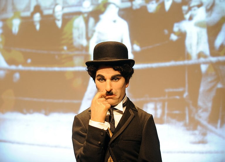 google tips hat to charlie chaplin with video doodle. Black Bedroom Furniture Sets. Home Design Ideas