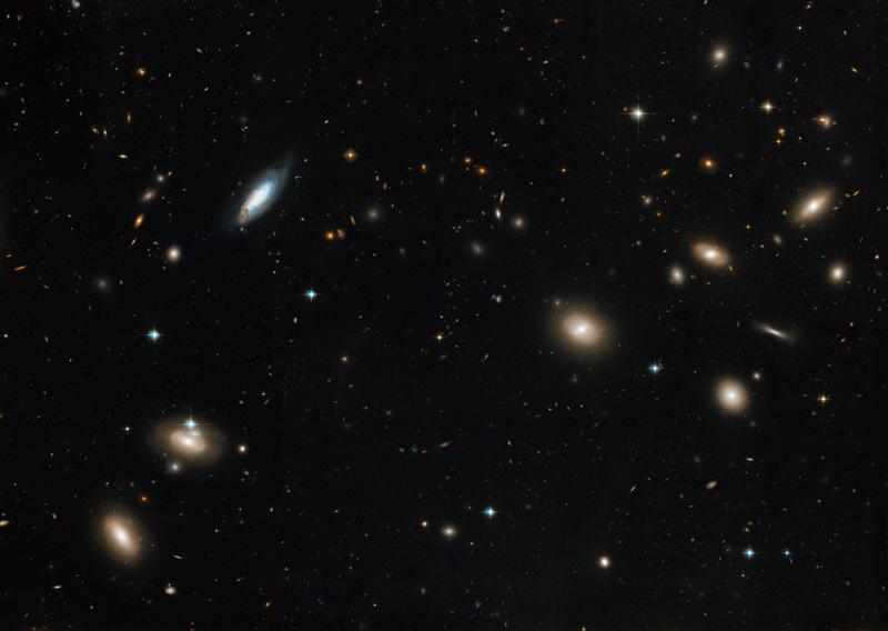 Astronomers Reveal A Cosmic  U0026 39 Axis Of Evil U0026 39