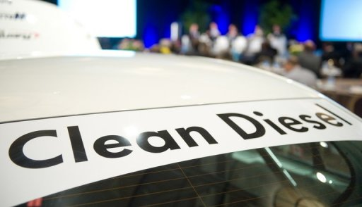 Diesel cars gain traction slowly in us market a volkswagen jetta tdi car sits on display in 2009 publicscrutiny Image collections