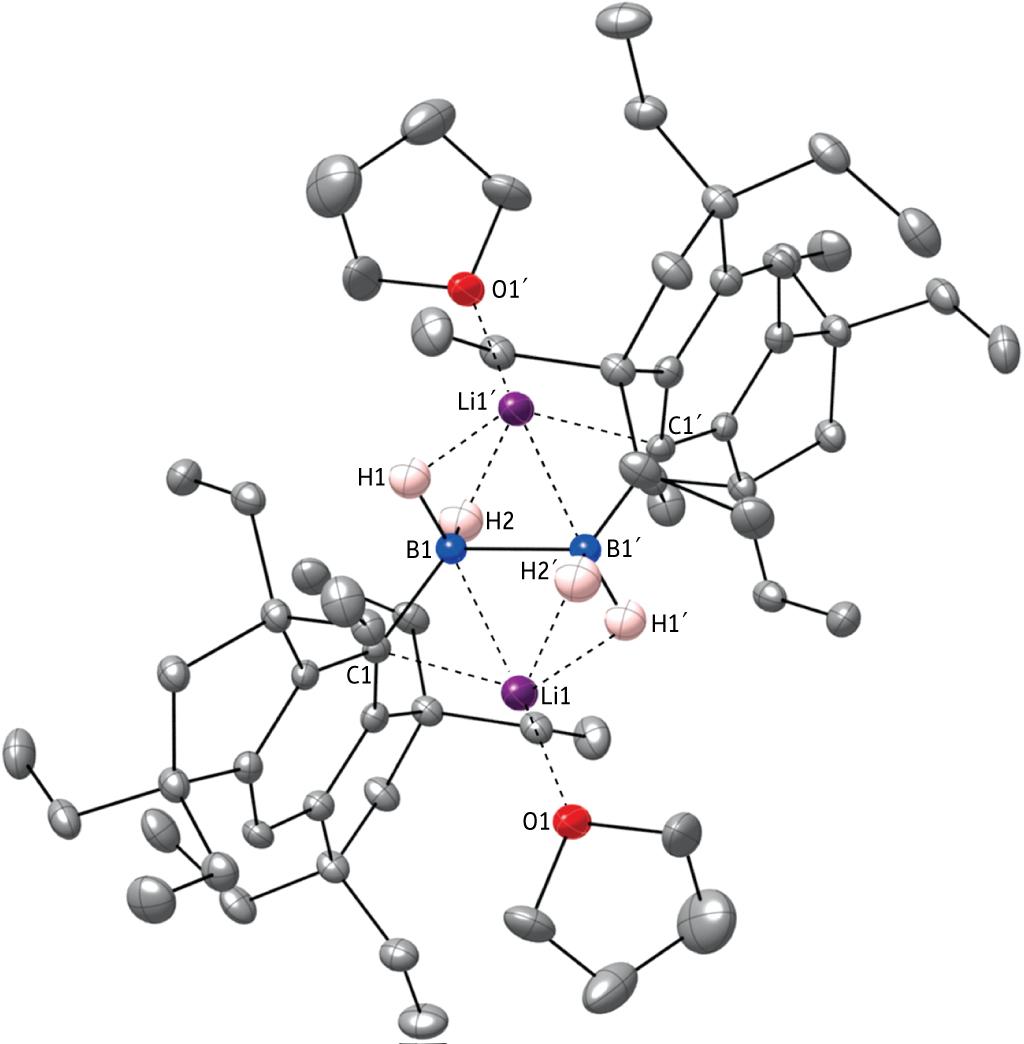 Unprecedented Formation Of A Boron Boron Covalent Bond Opens A New