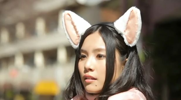 Fantastic Company Introduces Irresistibly Cute Mind Controlled Cat Ears W Hairstyle Inspiration Daily Dogsangcom