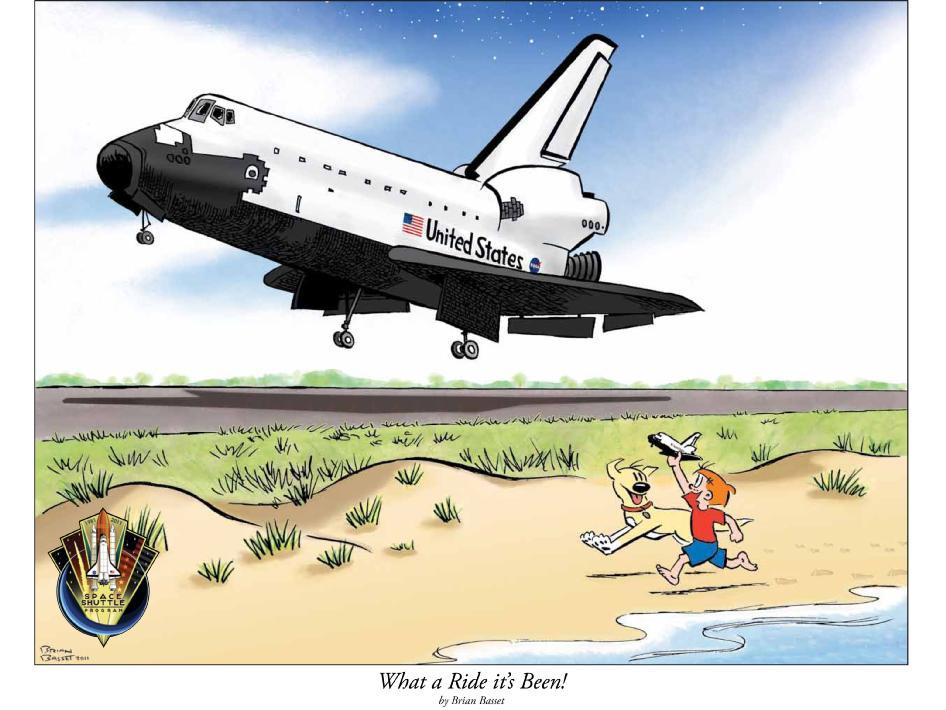 space shuttle comic - photo #48
