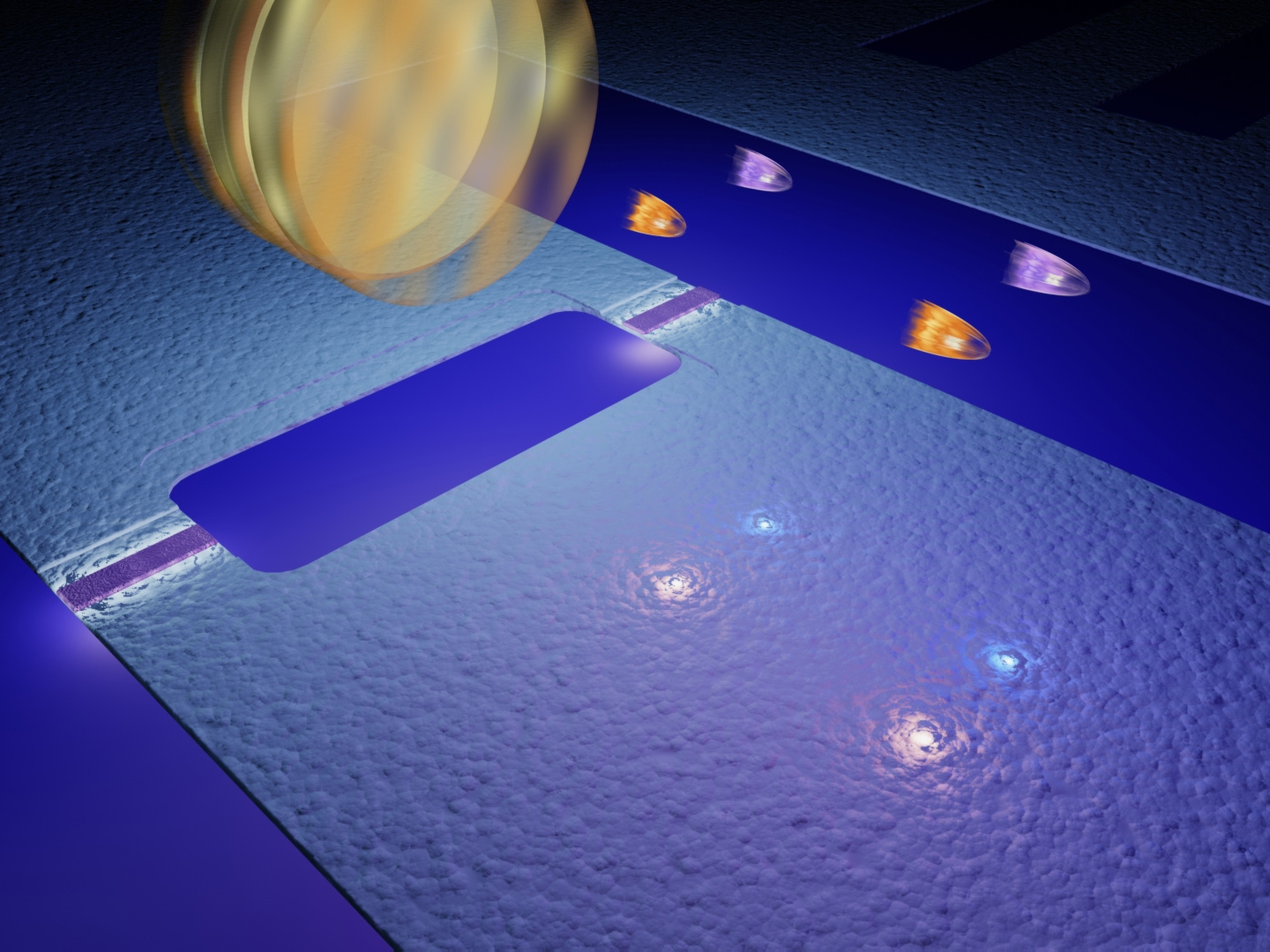 Scientists Create Light From Vacuum