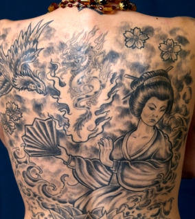 How Tattoos Move With Age