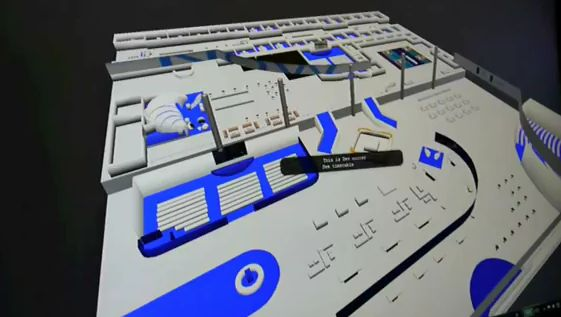 Nokia showcases indoor 3-D mapping phone solution (w/ video)