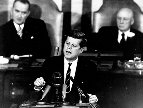 speech led space exploration to new heights jfk s 1961 speech led space exploration to new heights