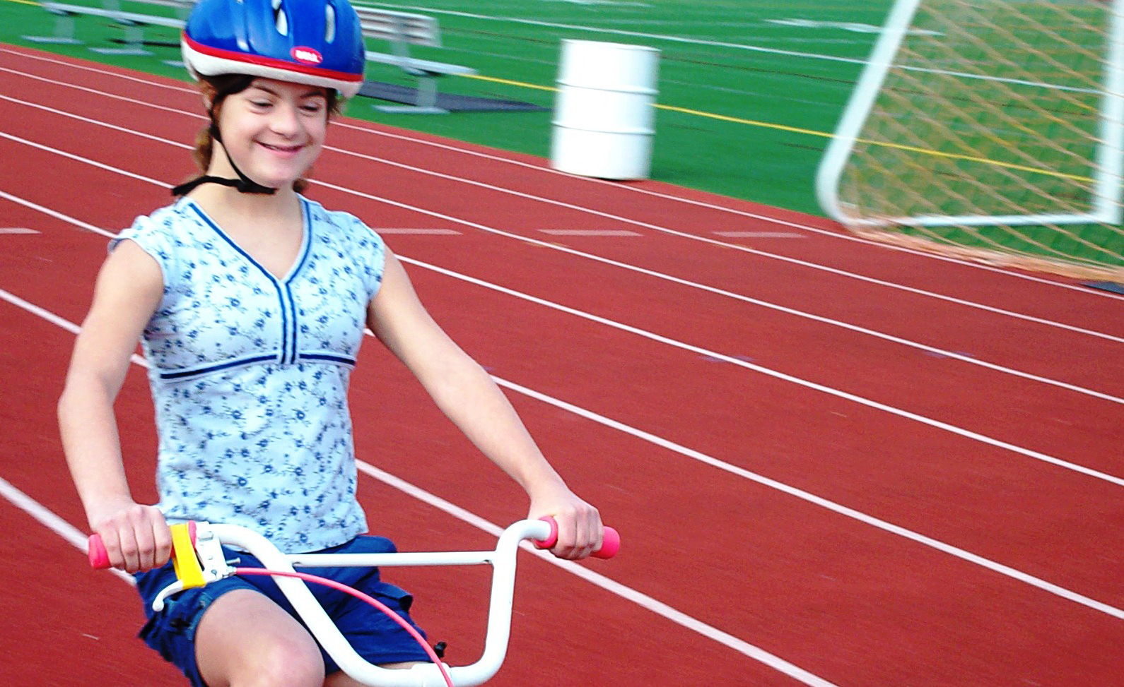 Down syndrome and physical therapy - Kids With Down Syndrome Who Bike Ride Are Less Sedentary Overall