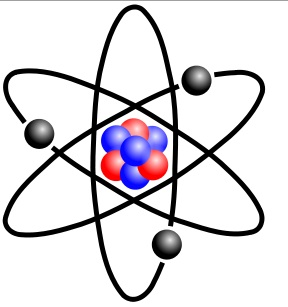 how to draw an atom
