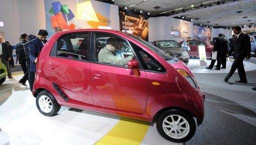 India S Tata To Launch Nano Car In Bangladesh