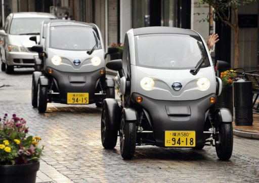 Nissan Eyes Million Electric Cars By