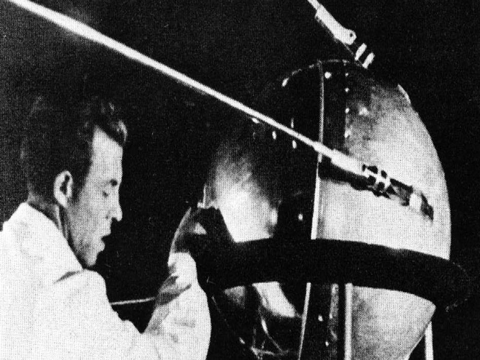 Space Image Sputnik 1