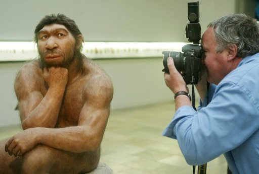 a research on the neanderthal hybrid Remains of hybrid human girl with neanderthal mother discovered in siberian cave  an expert in human origins based at the natural history museum, who was not involved in the research.