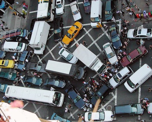 heavy traffic cause solution Beijing, bogged down in severe traffic congestion like many densely populated metropolitans around the world, has made a five-year plan.