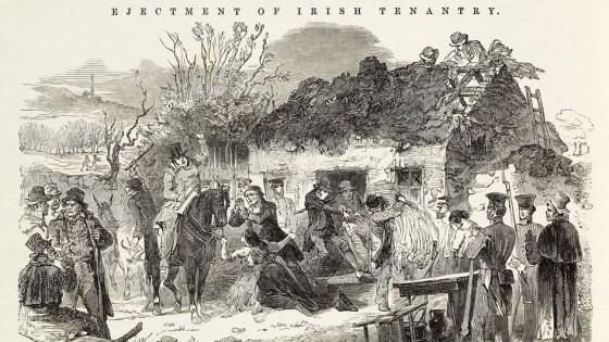 Legacy of the Great Irish Famine