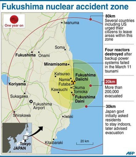 Japan PM No individual to blame for Fukushima