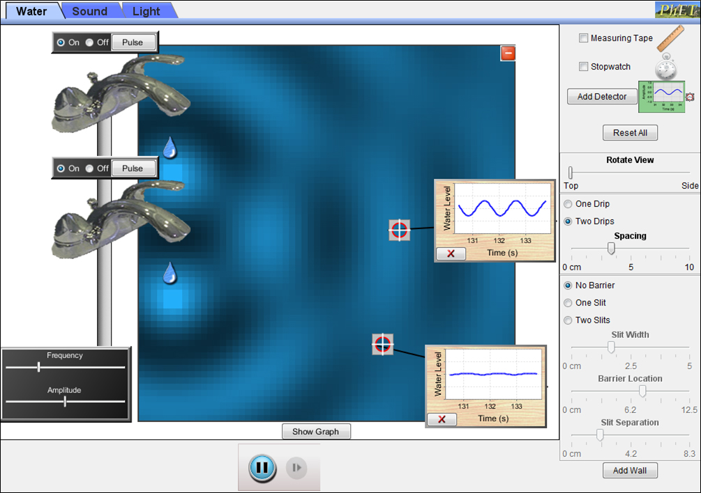 Interactive Classroom Design Tools ~ Phet simulations provide interactive learning tools