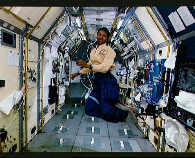 Mae Jemison Credit NASA