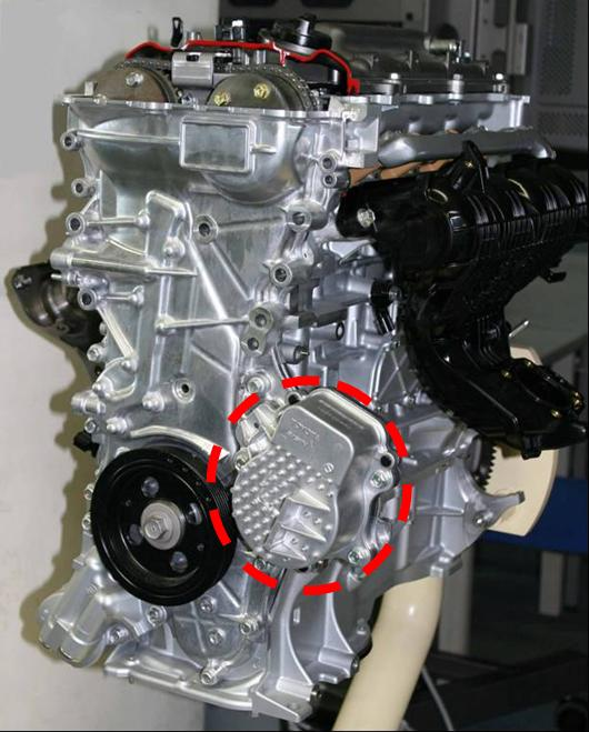 on Timing Chain Diagram