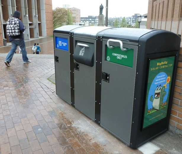 Uw Introduces Intelligent Kiosks For Composting