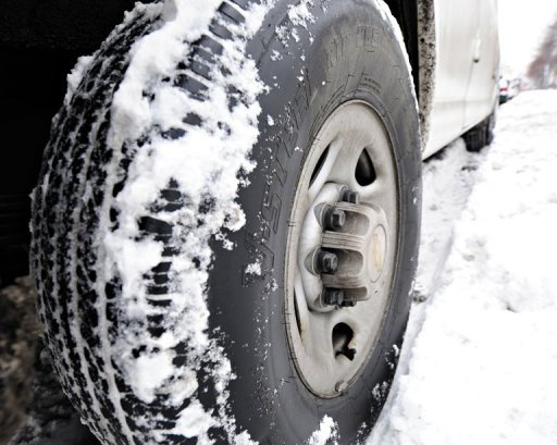 how to change your tires from winter to summer