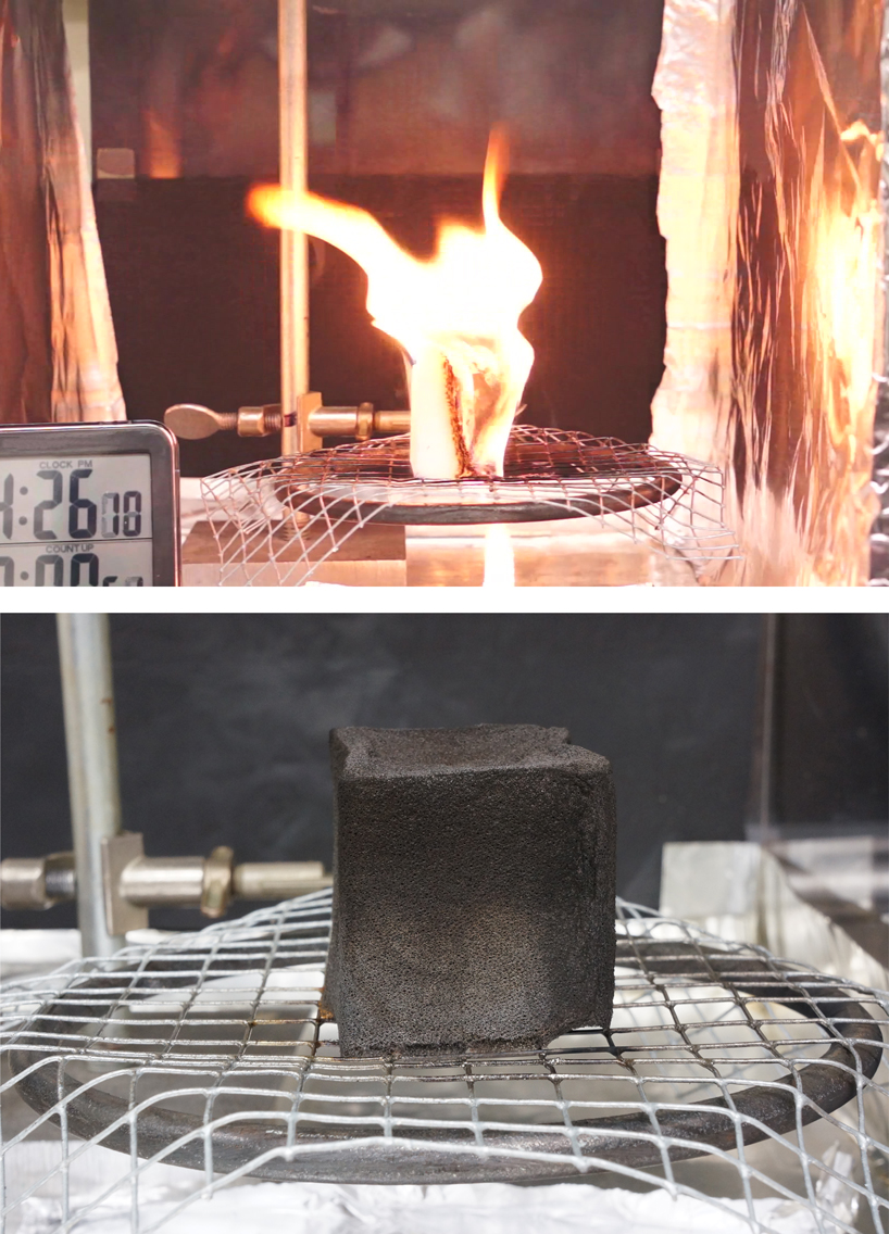 Fire Resistant Clay : Novel clay based coating may point the way to new