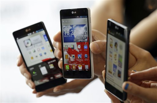 Optimus G: LG Electronics launches new flagship smartphone ...