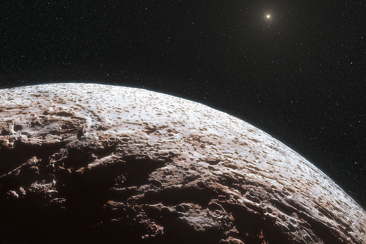 What is the Kuiper Belt Astronomer revealed the secret of the minor planets
