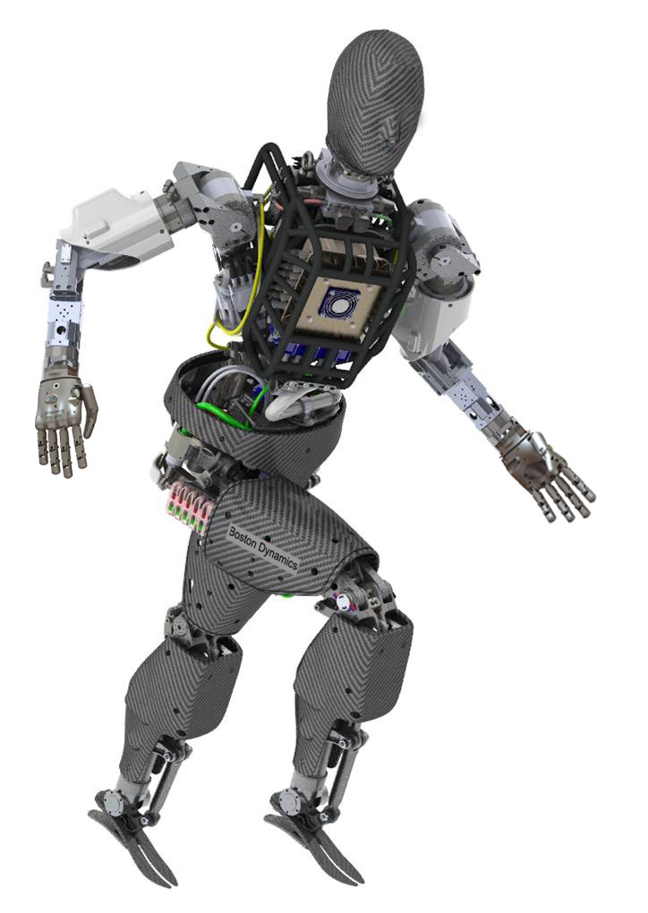 Darpa Robotics Challenge To Develop Disaster Response Robot