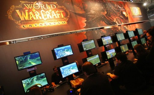 Blizzard Entertainment Cuts 600 Jobs