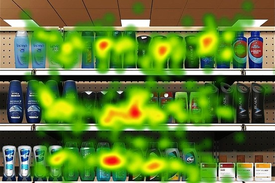 Consumer Product Giants Eye Trackers Size Up Shoppers