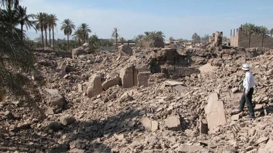 26 Desember dalam Sejarah: Dua Gempa Bumi Besar Guncang Iran dan Aceh, Kota Kuno Bam Hancur Lebur