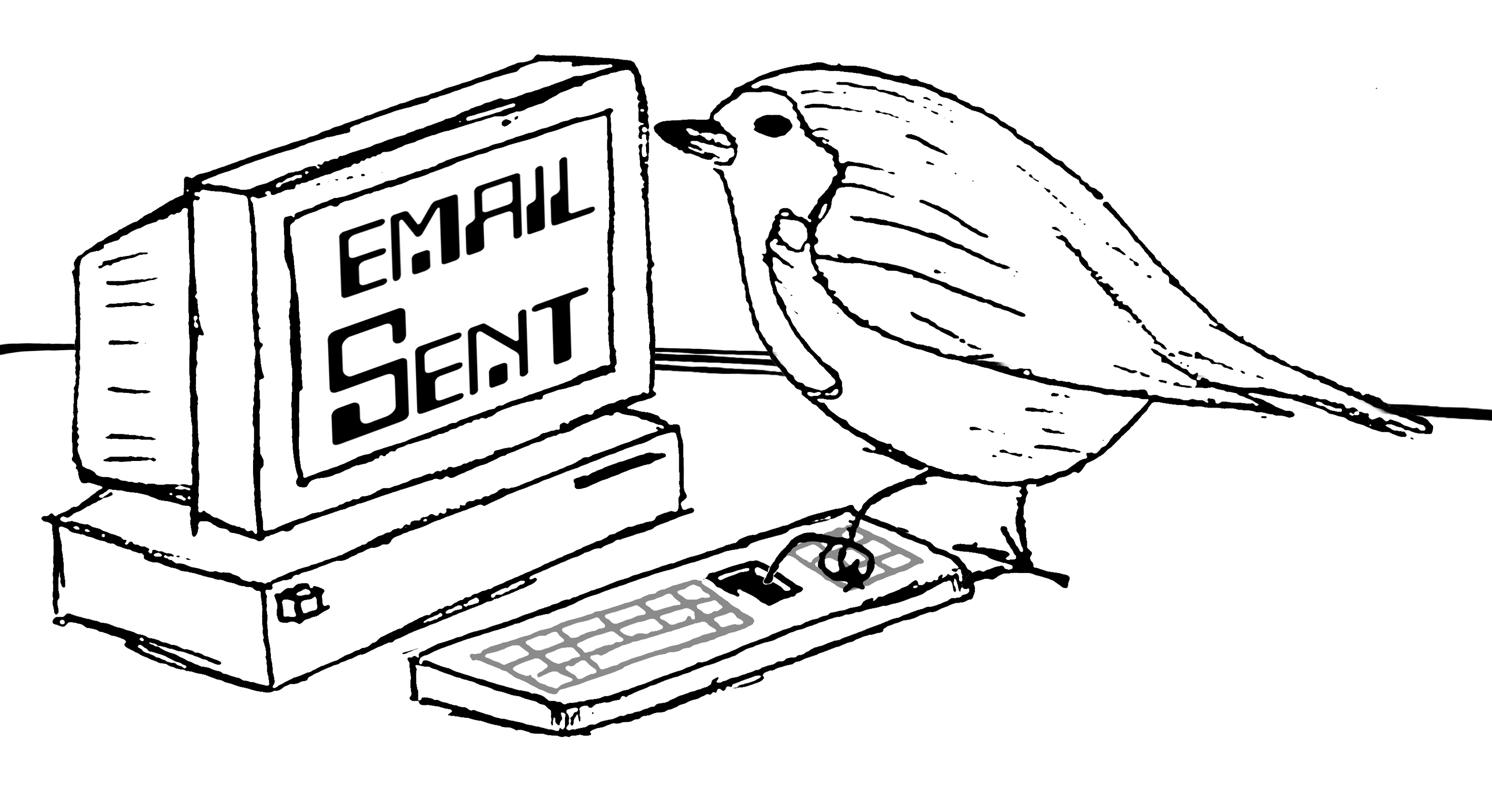 you cuckoo? What your emailing style says about you