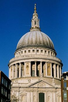 Erosion Research At Iconic St Paul S Shows Benefit Of