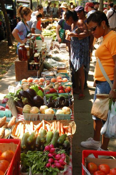 Philadelphia Food Trust Farmers Markets