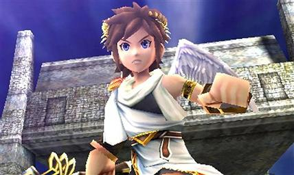 In This Video Game Image Provided By Nintendo A Scene Is Shown From Kid Icarus Uprising AP Photo