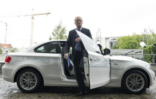 Germany Might Miss Electric Car Target Official Says