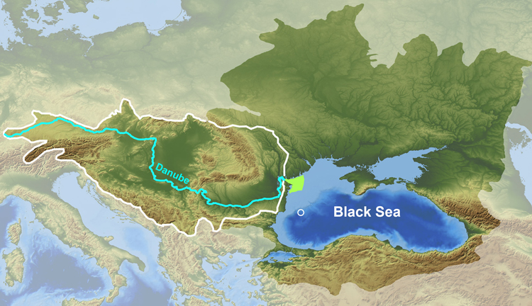 Human impact felt on black sea long before industrial era gumiabroncs Choice Image