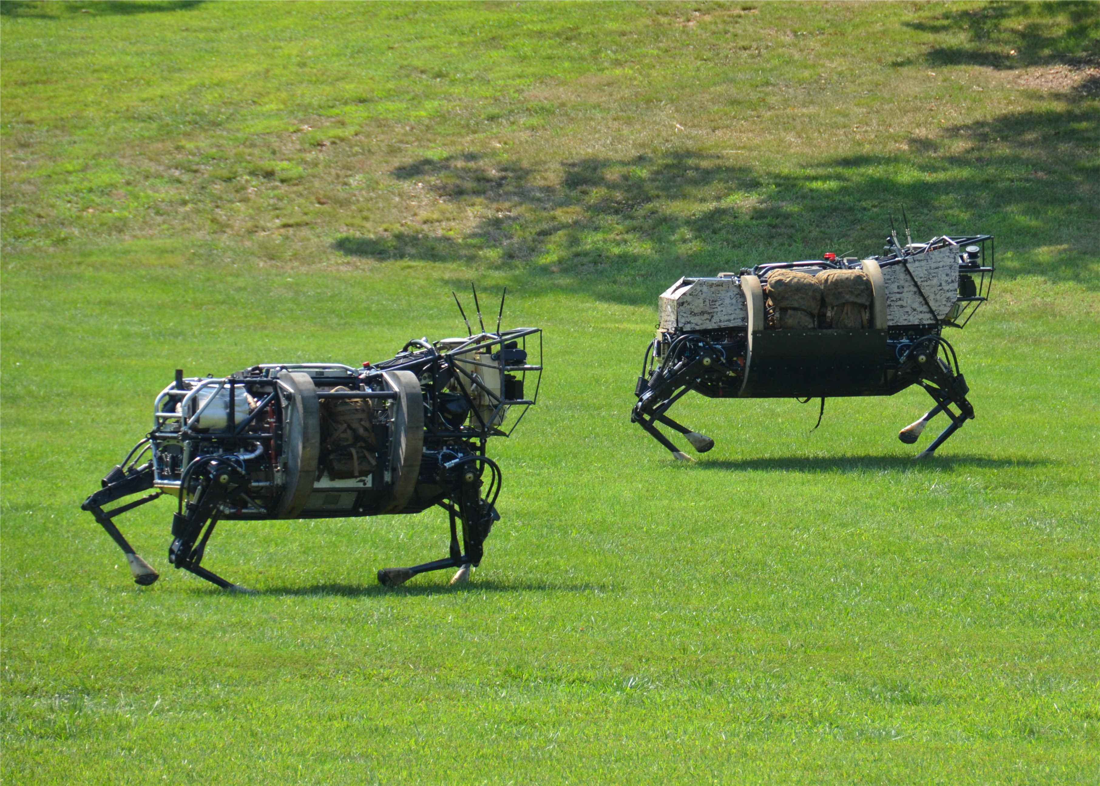 Image result for Robot Mules