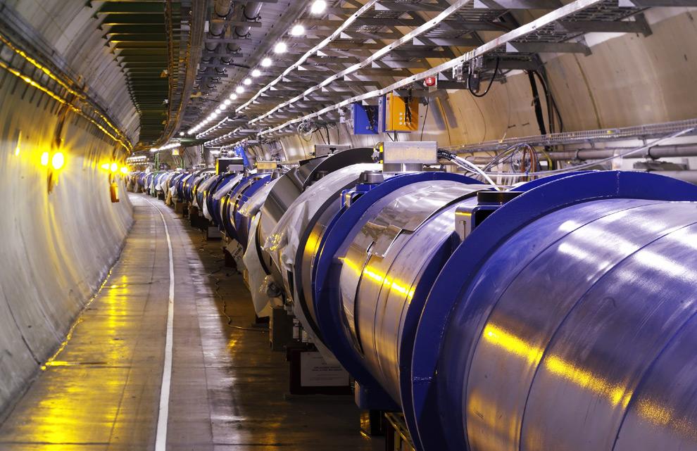 Large Hadron Collider team announces beginning of restart