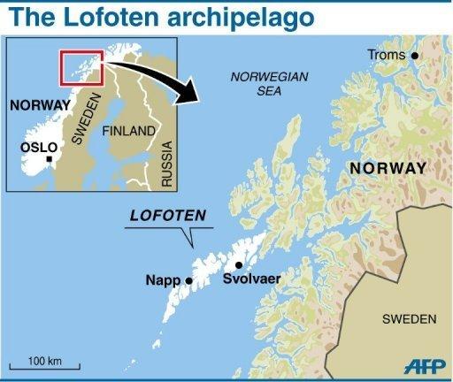 Oil versus fish in idyllic Norwegian islands