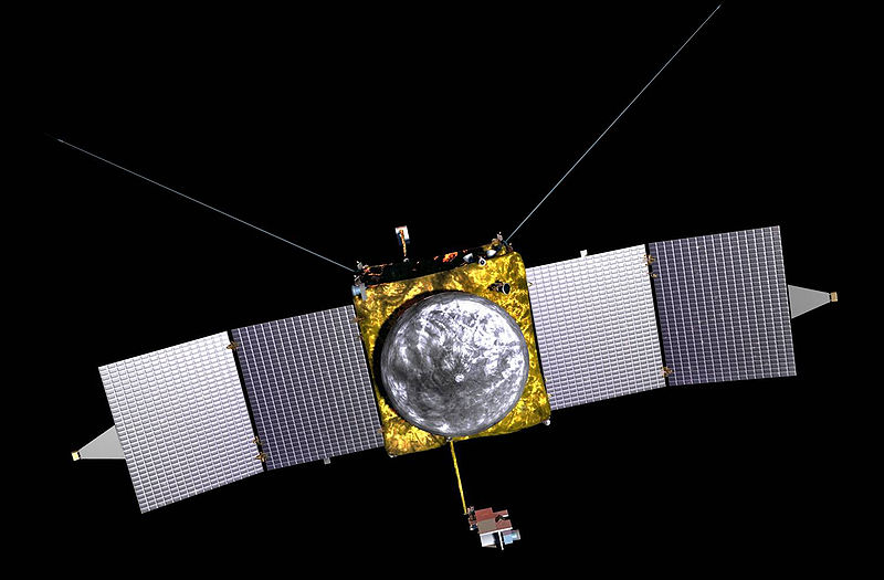MAVEN: Next Mars mission enters final phase before launch