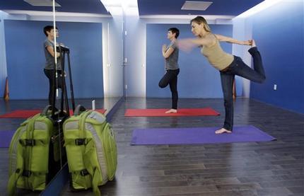 Namaste Travelers Sfo Opens Airport Yoga Room