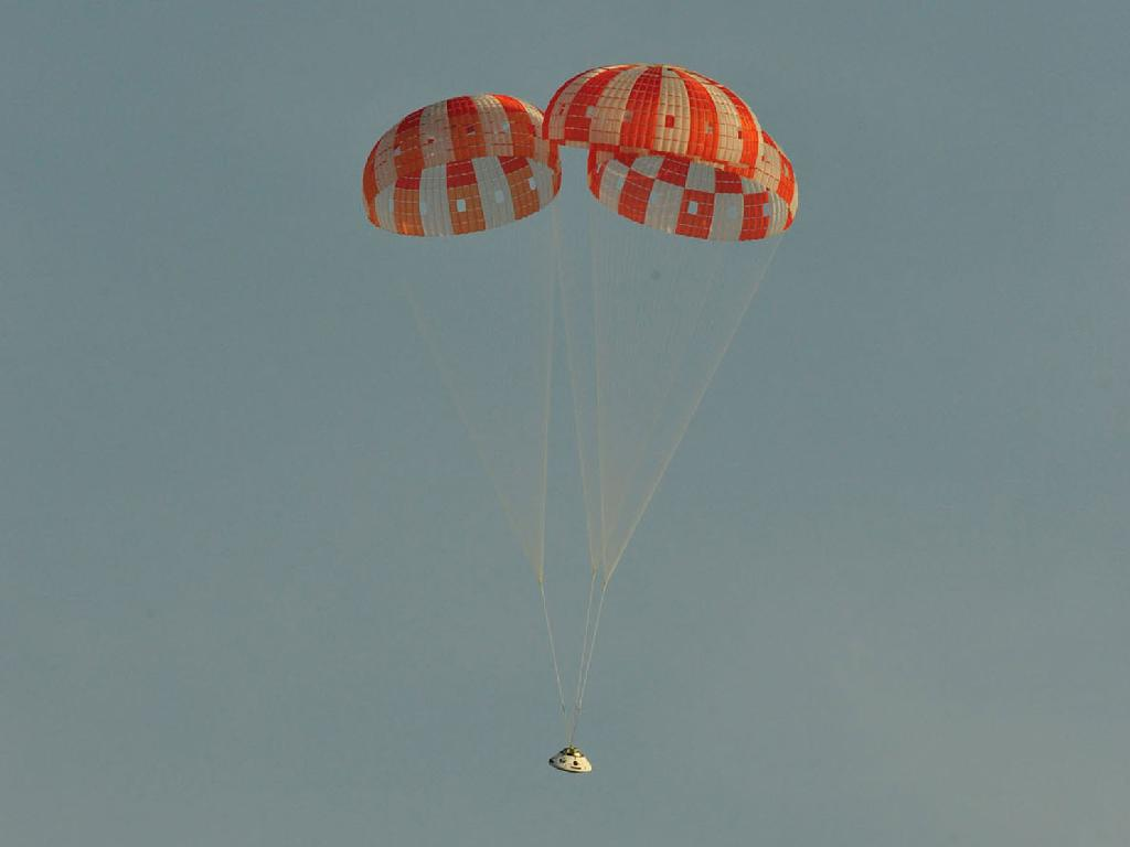 name of nasa parachute - photo #13